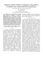 IEEE Conference Paper Template - Akademik Personel Bilgi Bankası