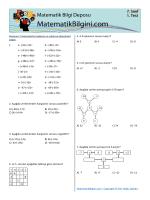 d- (-43)+(-16 - MatematikBilgini.com