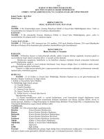 tc karatay belediye başkanlığı kültür ve sosyal işler müdürlüğü görev
