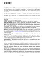 son kullanıcı lisans anlaşması