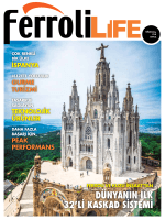 Ferroli Life Dergisi Sayı:25