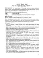 ankara ticaret odası web portalı yazılımı hizmet alımı işine ait teknik