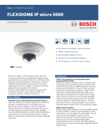 FLEXIDOME IP micro 5000 - Bosch Security Systems