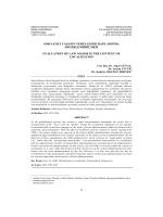 6360 Sayılı Yasanın Yerelleşme Bağlamında Değerlendirilmesi