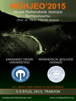 muhjeo-2015 bırıncı duyurusu - mühendislik jeolojisi derneği