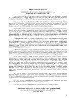 2- Metro Holding AS 2013 Genel Kurul ilan metni