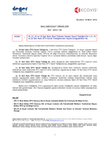 2014-26 ÖTV Genel Tebliği İle Yapılan Değişiklikler Hk