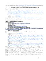 1 Açık ihale usulü ile ihale edilen 51 KALEM TEMİZLİK MALZEMESİ