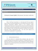 Yeni Torba Kanundaki Vergi Avantajlarına Genel Bakış