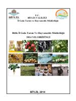 2014 Yılı- 1 Dönem 6 Aylık Brifing