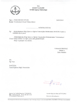 """f """"yt xiLts vALİLİĞi - Kilis Milli Eğitim Müdürlüğü"""