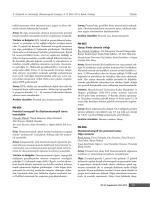 PB-054 Prenatal sonografi ile diastematomiyeli tan