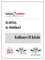KL Retail El Terminali PDA Yazılımı