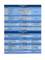 PMI Programı