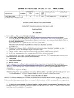 temel hepatoloj anab lm dalı programı
