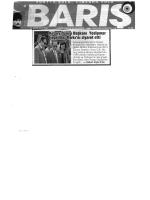 Barış Gazetesi 02.11.2014 Rotary Dünya Başkanı Yedipınar