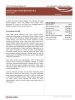 Arbul Entegre Tekstil İşletmeleri A.Ş.