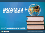 Erasmus artı( +) Programı Nedir