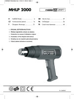MHLP 2000 - Meister Werkzeuge
