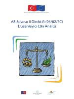 AB Seveso II Direktifi - Çevre ve Şehircilik Bakanlığı
