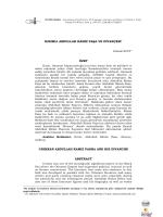 Kırımlı Abdullah Râmiz Paşa ve Divançesi