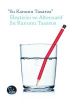 Su Kanunu Tasarısı - Su Hakkı Kampanyası