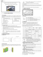 Kullanım Kılavuzu - GMT Endüstriyel Elektronik
