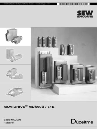1 - SEW Eurodrive