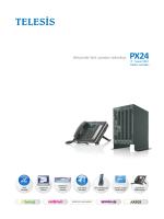 iletişimde fark yaratan teknoloji: PX24