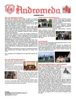 Andromeda Haziran 2014 sayısı (pdf)