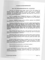VAN HALK SAĞLIĞI MÜDÜRLÜĞÜ 2014/7. EK YERLEŞTİRME