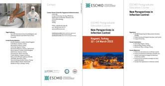Contact Kayseri, Turkey 12 – 14 March 2015 ESCMID