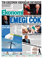 26 ağustos 2014 - Ekonomi Gazetesi
