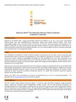 Biofortuna SSPGo TM HLA Tiplendirme Kitleri için Kullanım