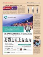 Ürün Tanıtımı Nobel Biocare İmplant Carl Zeiss Ameliyat Gözlükleri