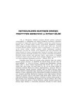 Eşitsizliklerin Muhteşem Dönüşü - Siyasal Bilgiler Fakültesi