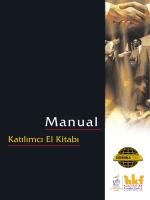 Katılımcı El Kitabı