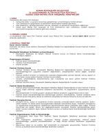 PDF Dökümanı - Altın Koza