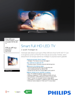 47PFK6309/12 Philips 2 taraflı Ambilight ve Smart TV özellikli Full
