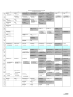 Şehir ve Bölge Planlama Bölümü 2014