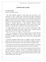 Eğitimde Etkili İletişim / Dr. Mustafa OTRAR