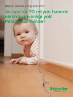 Kaçak akıma karşı koruma (pdf 1 mb)