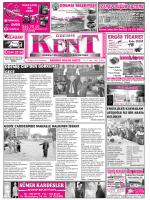20-11-2014 Tarihli Kent Gazetesi