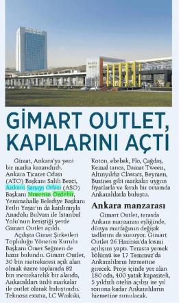 02.07.2014 - Ankara Sanayi Odası