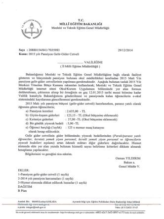 bakanlık emri için tıklayınız. - eskişehir il millî eğitim müdürlüğü