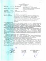 2014/156 KAMYON GARAJI 6 ve 70 NOLU