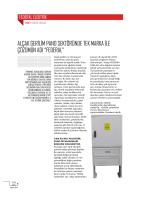 federal - Elektrik Dergisi