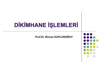 2013-2014 Bahar Yarıyılı