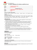 kampüs bisikleti (mtb) - Üniversite Sporları Federasyonu