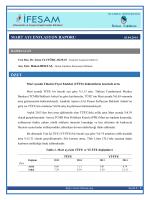 2014 Mart Ayı Enflasyon Raporu